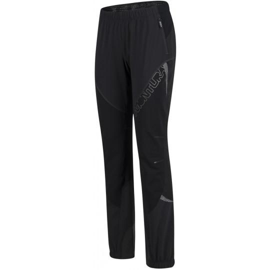 Pantalon Softshell femme UPGRADE 3.0 PANTS WOMAN -5CM noir Montura