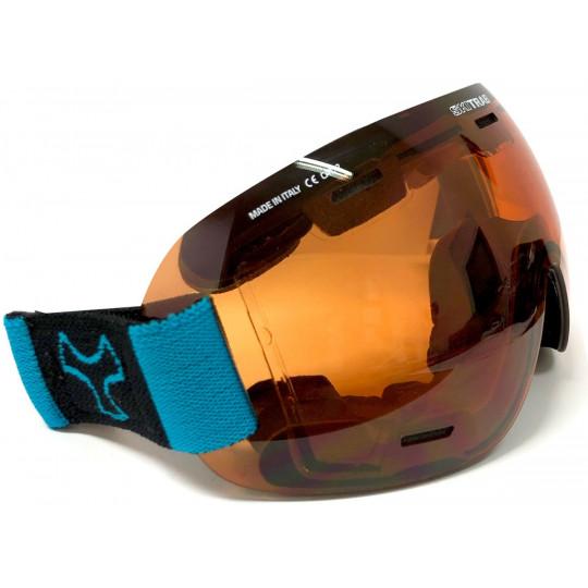 Masque ski de rando ventilé AERO orange Skitrab