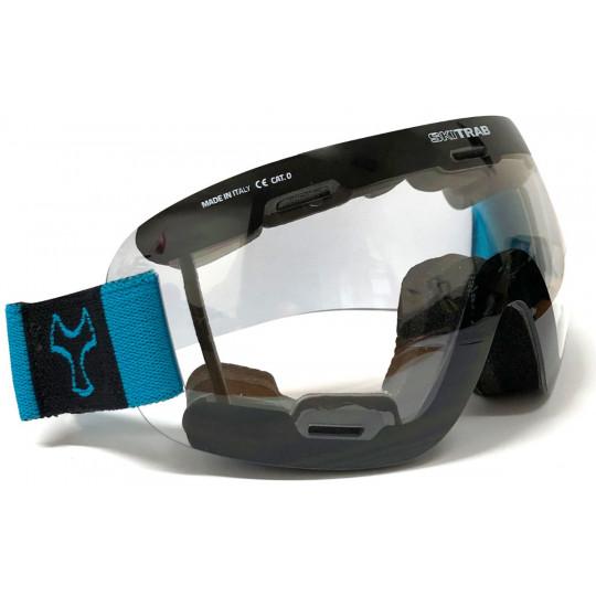Masque ski de rando ventilé AERO CAT0 transparent Skitrab