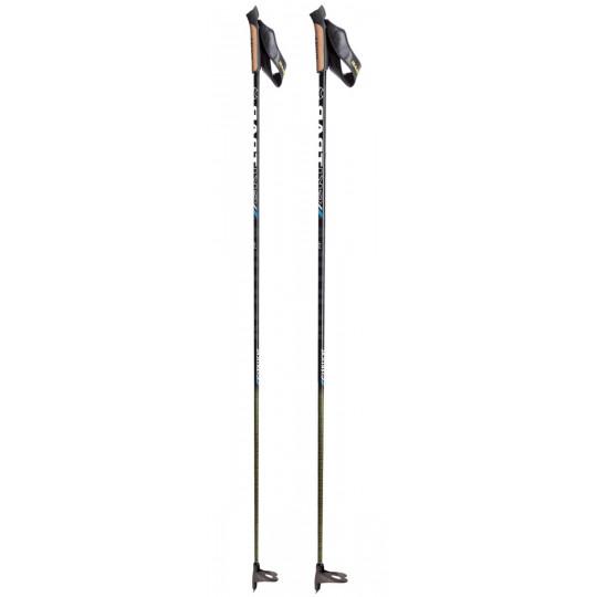 Bâtons ski monobrin VERTICAL CARBON QC SkiTrab 2022 (la paire)