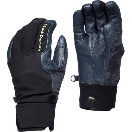 Gants de ski et alpi TERMINATOR noir Black Diamond 2022
