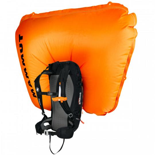 Sac Avalanches 30L LIGHT REMOVABLE AIRBAG 3.0 noir-orange Mammut 2022