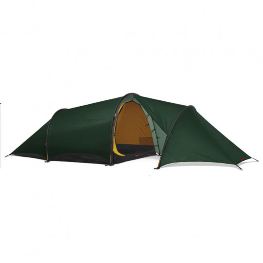Tente de randonnée ANJAN 3 GT green HILLEBERG