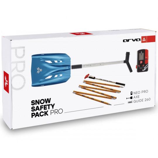 PACK ARVA PELLE SONDE Safety Box NEO PRO Arva Equipment 2022