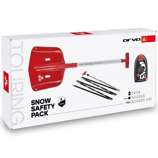PACK ARVA PELLE SONDE Safety Box EVO4 Arva Equipment