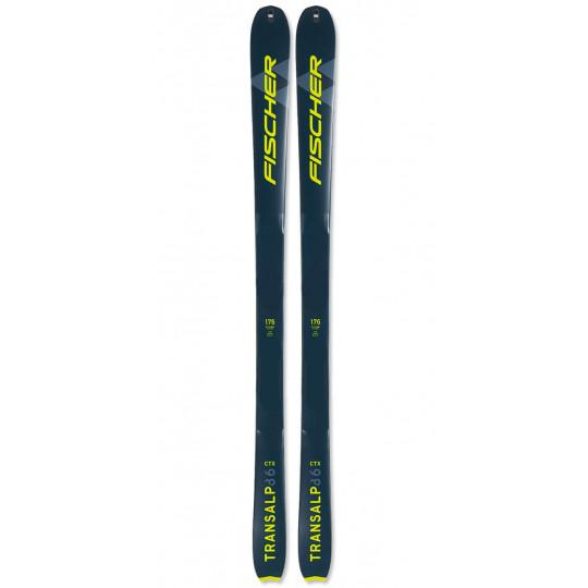Ski de rando TRANSALP 86 CTX Fischer 2022