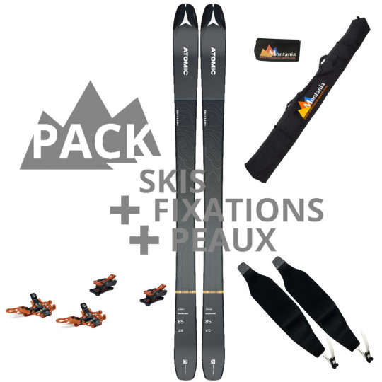 Pack ski de rando polyvalent BACKLAND 85 Atomic 2022