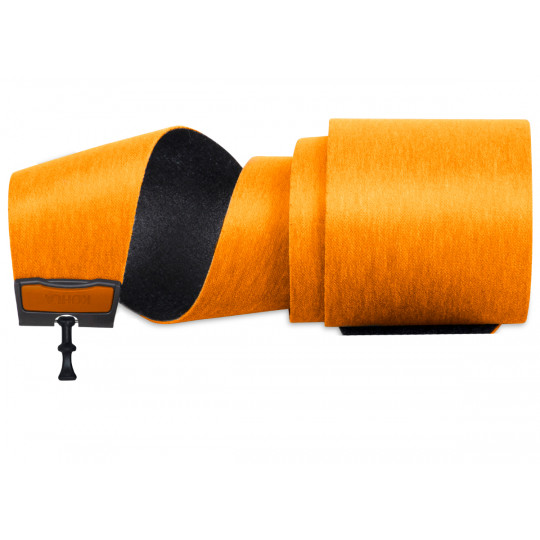 Set de Peaux à découper ALPINIST 120mm orange MOHAIR 185cm I-FIX Kohla Tirol