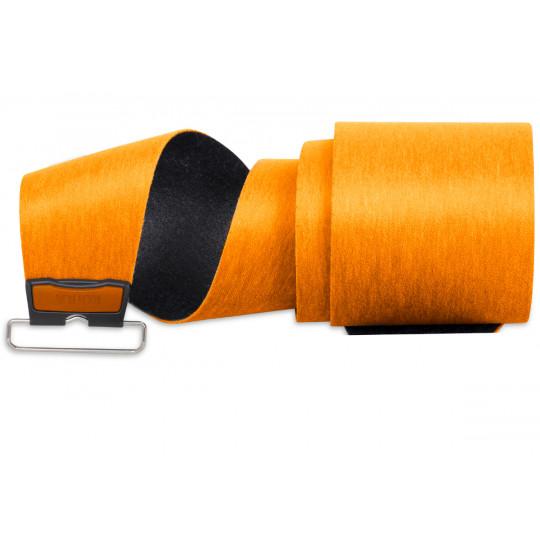 Set de Peaux à découper ALPINIST 120mm orange MOHAIR 185cm T-BAR Kohla Tirol