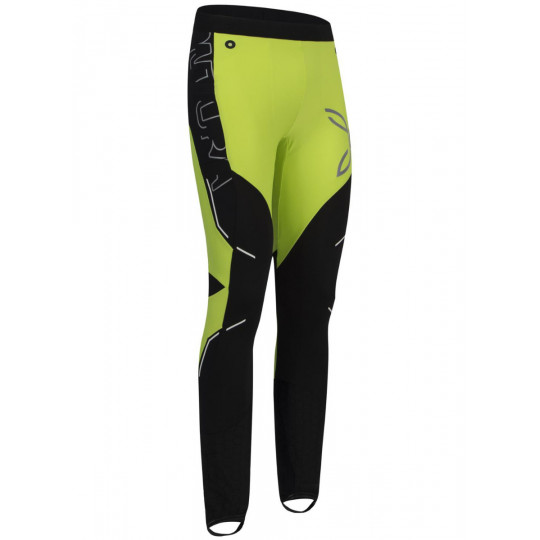 Pantalon ski alpinisme SLICK PANTS lime-green Montura