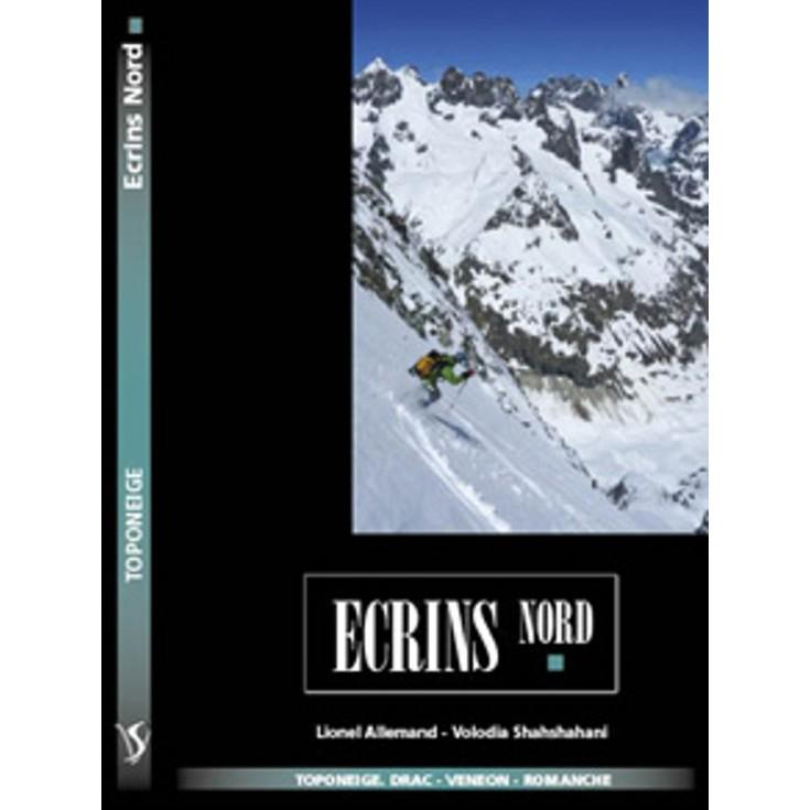 Livre Toponeige Ski de Rando Ecrins Nord - Editions Volopress