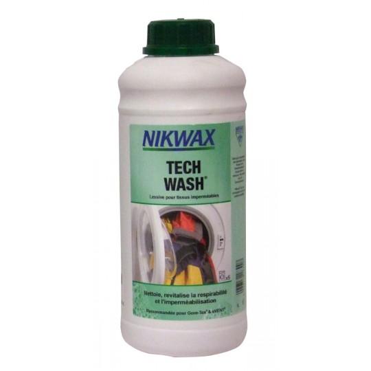 Lessive pour Gore-Tex Loft Tech Wash 1L Nikwax