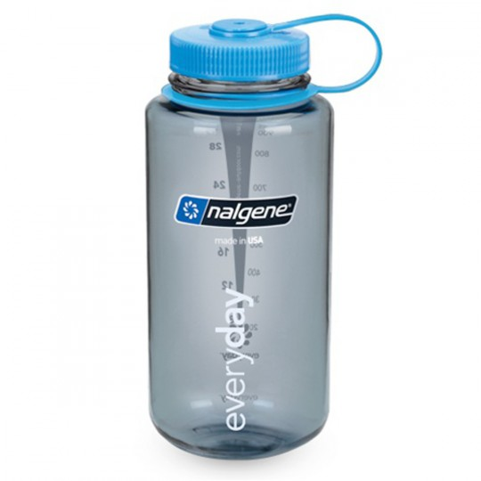 Gourde hydratation 1L grande ouverture Nalgene