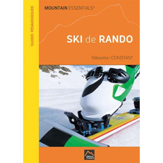 Livre Ski de Rando - Guide pédagogique - Sebastien Constant