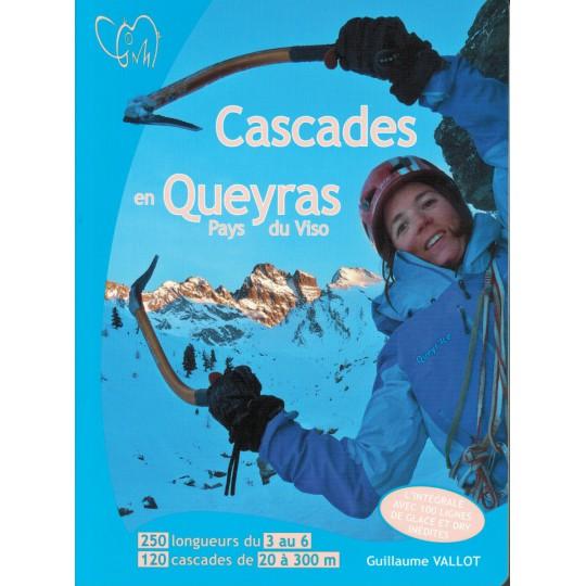 Livre Topo Cascades en Queyras - Pays du Viso - Guillaume Vallot