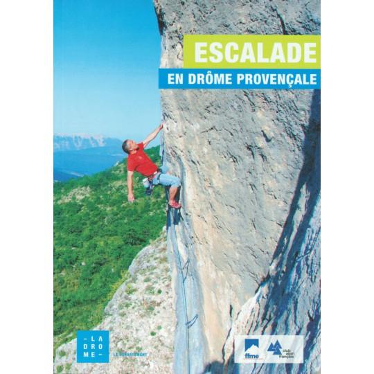 Livre Topo Escalade en Drôme Provençale - FFME