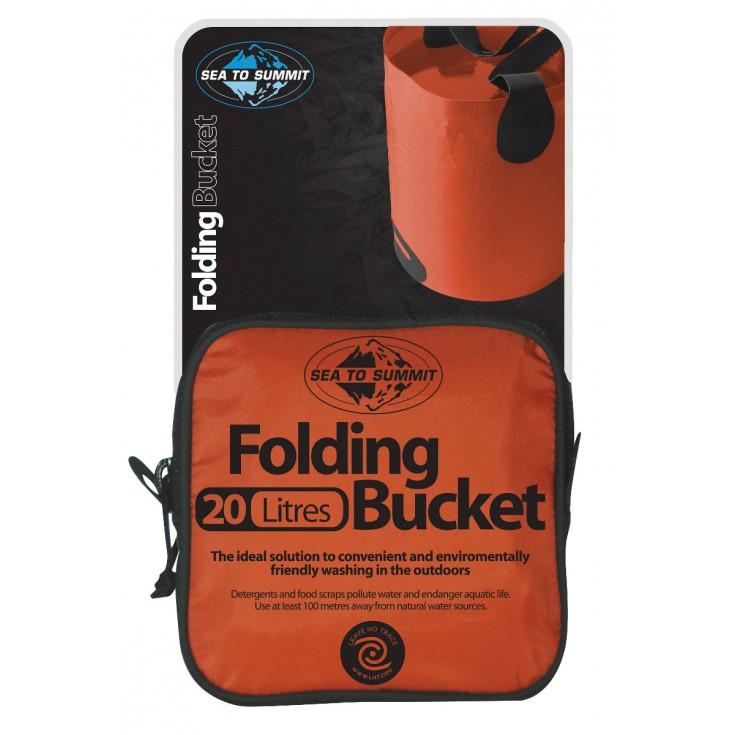 Sac à eau 10L Folding Bucket SeaToSummit