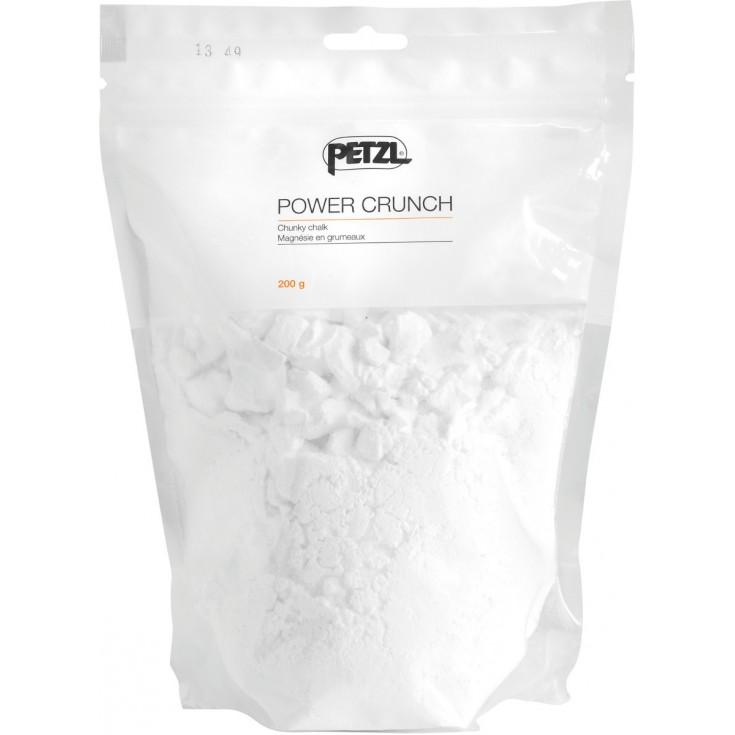 Magnésie en grumeaux POWER CRUNCH 200g Petzl