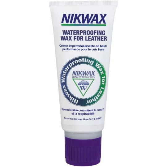 Cire chaussures universelle 100ml WATERPROOFING WAX Nikwax