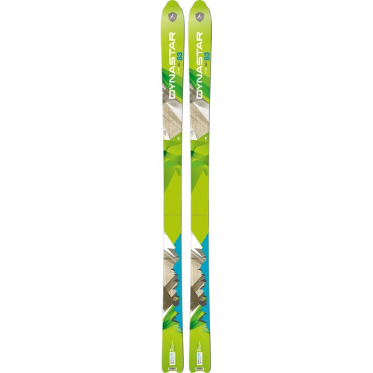 Ski de rando Cham Alti 83 Vert Dynastar 2014