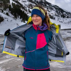 Vêtements de randonnée, alpinisme et ski de rando Montania
