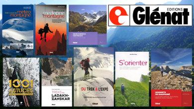 Livres Editions Glénat