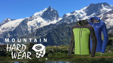 Collection Textile MOUNTAIN HARDWEAR